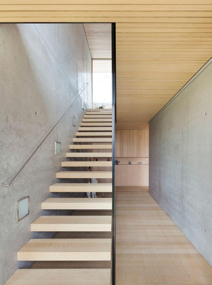 Dietrich Untertrifaller Architeckten Haus B Austria Designboom 02