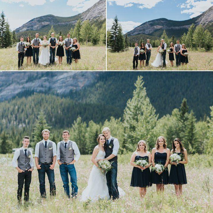 Abraham Lake wedding Photography
