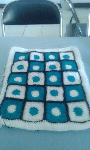 Baby blanket crochet 3