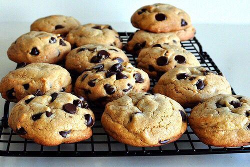 Imagen de Cookies, food, and chocolate