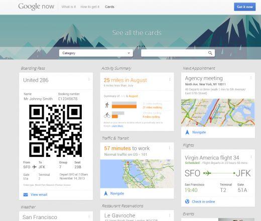 Google Now- coming to a Mac/ Windows Desktop near you!
