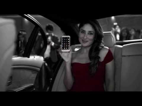 The latest commercial by iBall features the blockbuster Andi with Kareena Kapoor!  The unrivaled Bollywood beauty Kareena Kapoor is addicted to her perfect partner - Andi - the range of smart phones from iBall, loaded with power-packed features ensuring solid performance.  Tell us what you think about this sizzling Jodi - Kareena and iBall Andi!