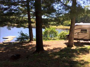 Wilderness Campground, Willington, CT