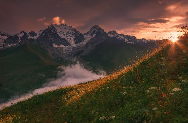 Early Rays by Soso Meladze on 500px