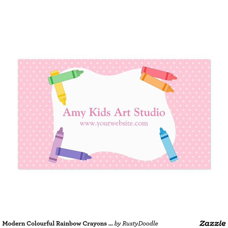 12 best Nanny Business Cards images on Pinterest | Business cards ...