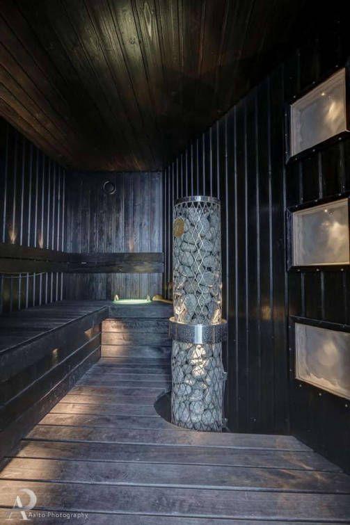 Kylmästä lämpimään - inspiroidu näistä saunoista!