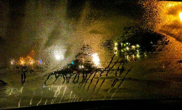 Steamy window