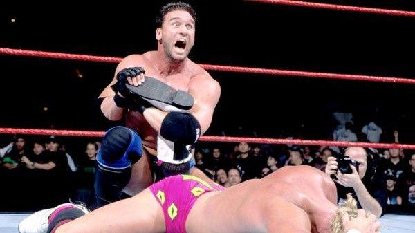 Ken Shamrock talks WWE and Triple H's 'huge ego' #WWE #UFC