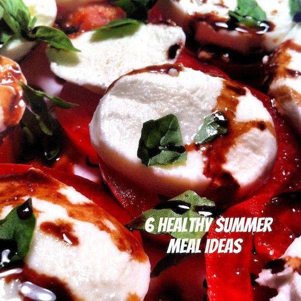 Great summer ideas for veggies: Healthy Meals, Yummy Meal, Fresh Summer, Food Idea, Summer Produce, Healthy Foods, Summer Ideas, Summer Recipes