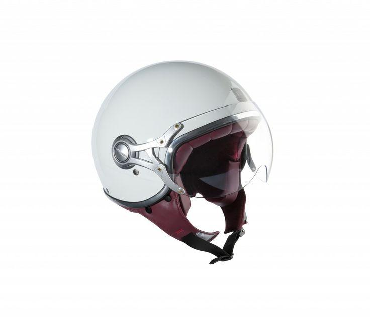 Casque Nox Exklusiv freeway blanc, accessoires moto,achat accessoire moto,equipement moto,motard 89EU