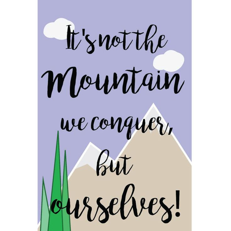 Conquer Yourself Poster | Buy Posters Online | The Souled Store