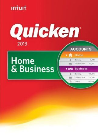 Quicken Home & Business Personal Finance Software. Organizes your personal and your home-based business finances, all in one place.Price: $74.99  Your #1 Source for Software and Software Downloads  Ultimatesoftwaredownload.com