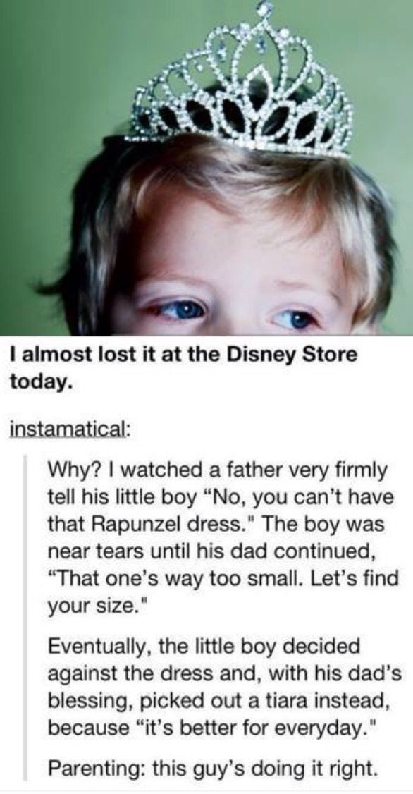 Fatherhood done right