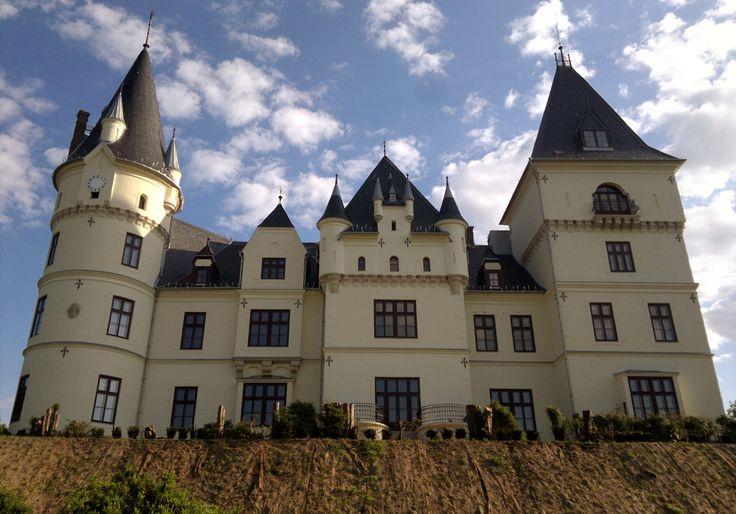Andrássy-kastély, Tiszadob   Top 5 mesés kastély, ami levesz a lábadról