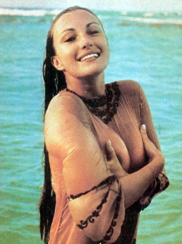 Actress jane seymour naked