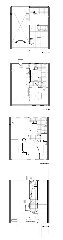 Le Corbusier, Cook House, 1926-27