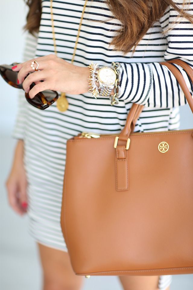 Southern Curls & Pearls: Why I'll Never Get Tired of Stripes...