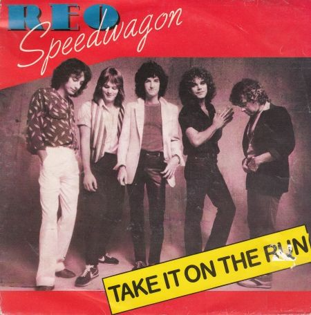 "REO Speedwagon - ""Take It On The Run"" saw them a couple summers ago....a great concert!"