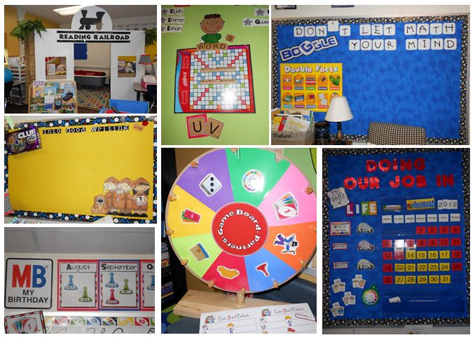 Classroom Quiz Ideas : Best board game theme ideas images on pinterest