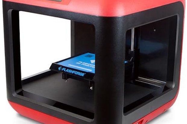 The FlashForge Finder is a user-friendly, home-friendly, and wallet-friendly 3D printer, designed for beginners.