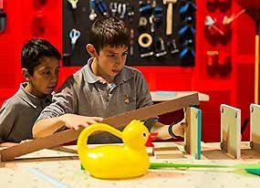 © Montréal Science Centre - Fabrik - Creativity Factory