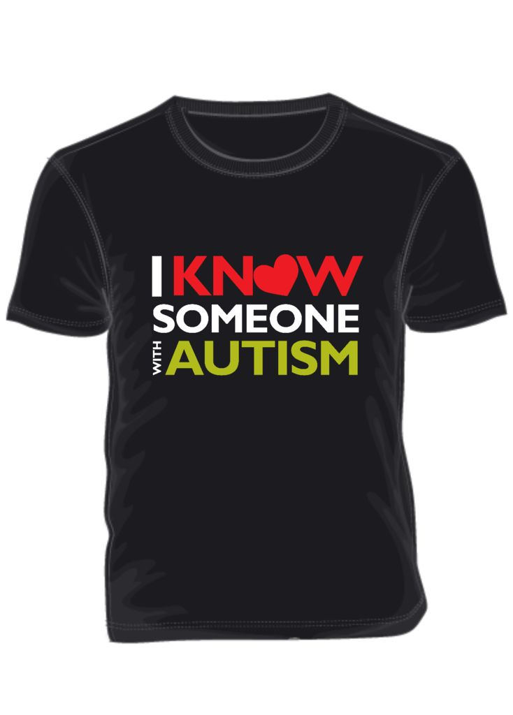Let everyone know you care and are invested in the well-being of people with autism. Everyone deserves a full and meaningful life with the support of their community. Purchase a tshirt in time for World Autism Awareness day. $18