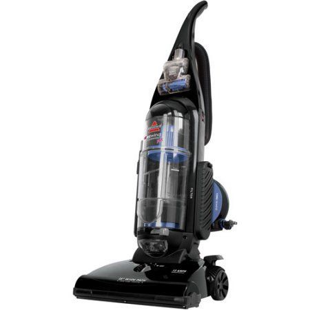 Bissell Cleanview Pet Rewind Upright Bagless Vacuum 18m9x Black