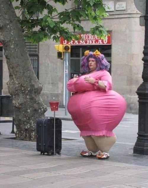 Приколы с толстыми