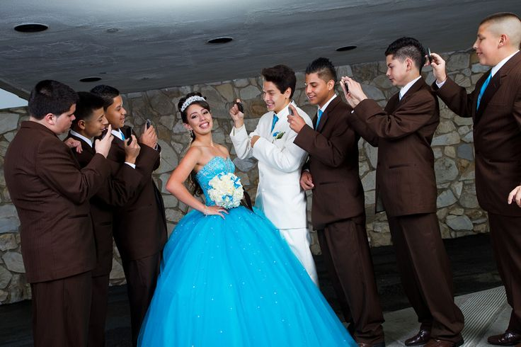 79 best images about Quinceaneras on Pinterest | Dinner ... Quinceanera Chambelanes Tuxedos With Blue