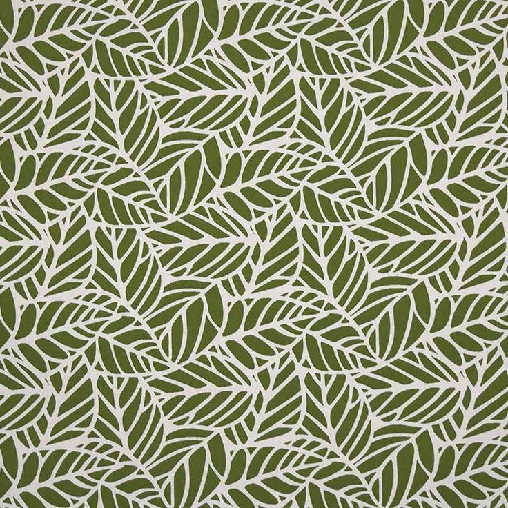 Warwick Fabrics : TULUM, Colour PALM