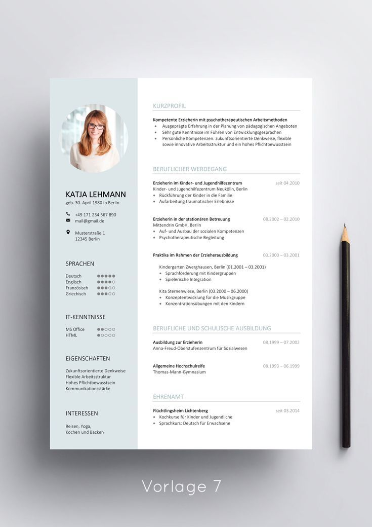 Pin By Wu De On 简历 Resume Layout Design