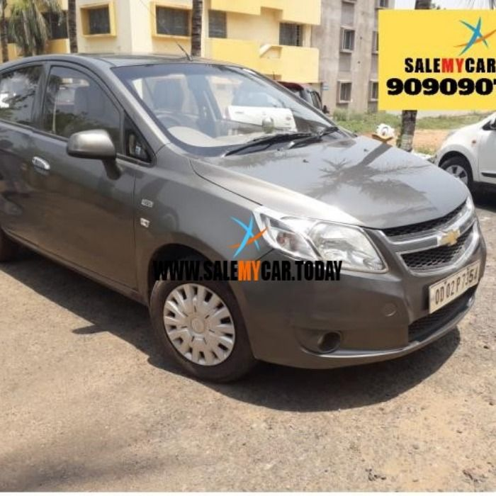 Salemycar Today Second Hand Chevrolet Sail For Sale In Bhubaneswar