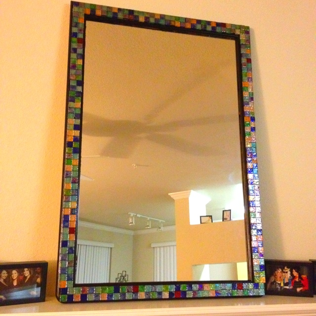 140 best crafty   mirrors amp frames images on pinterest