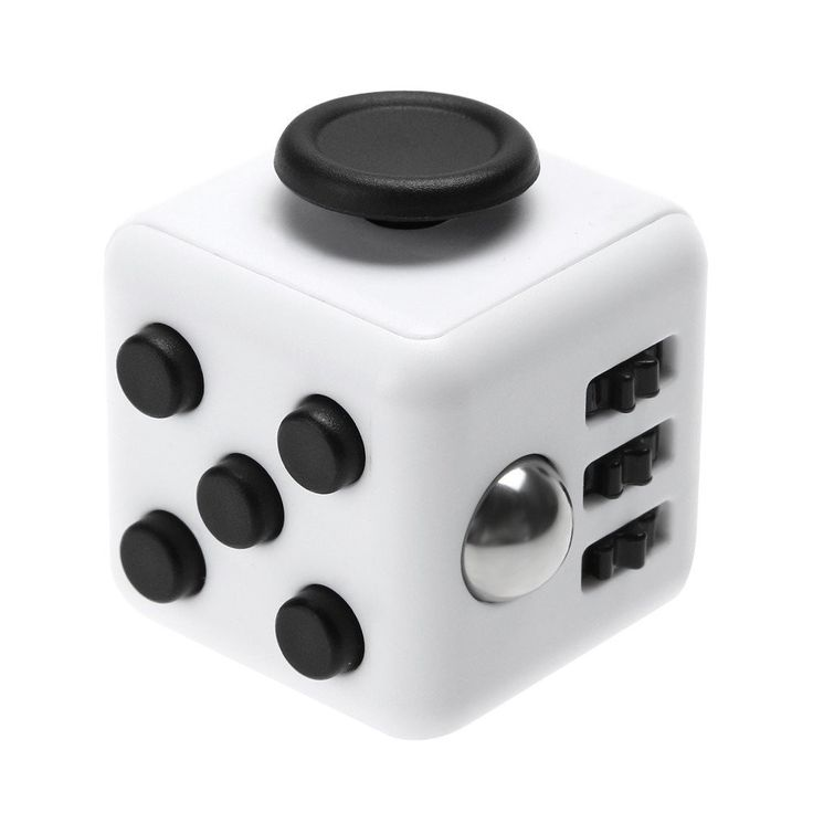 The Classic Stress Relieving Fidget Cube
