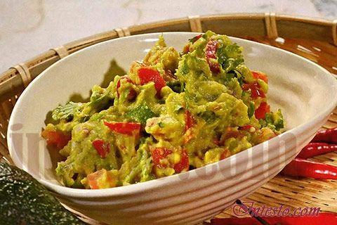 Кулинарный рецепт - Гуакамоле