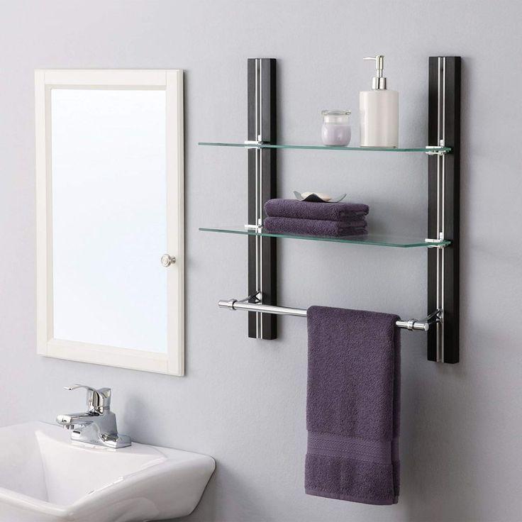 35 Best Bathroom Shelf Ideas To Choose For 2020 Bathroom Shelves