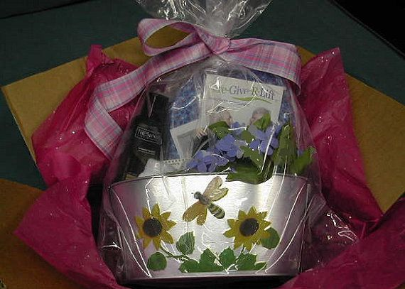 Woman's Gift Baskets