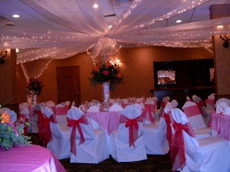 diy wedding reception ceiling decorations | diy lace wedding winter wedding bouquet wed: best wedding RECEPTION ...