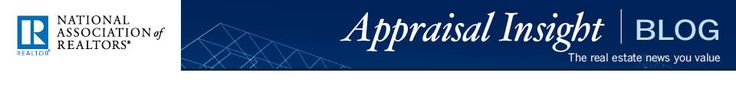 New Appraisal Tools Section on REALTOR.org/appraisal