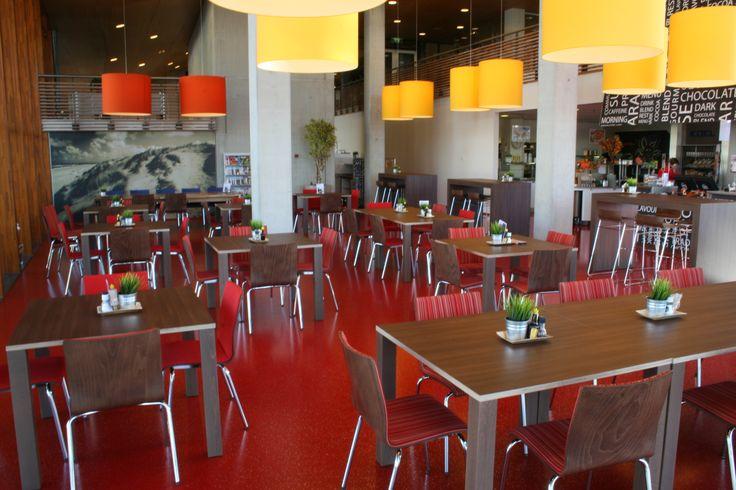 Realisatie restaurant  Waterschap Scheldestromen, Goes.