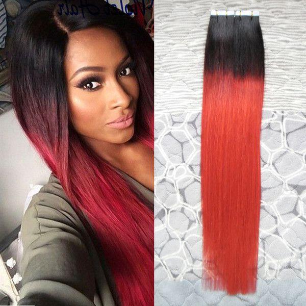 Best 20 Tape Hair Extensions Ideas On Pinterest Tape