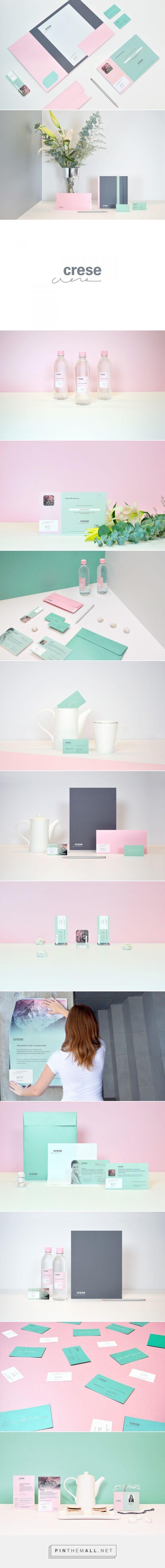 CRESE Branding by Open Studio by K on Behance | Fivestar Branding – Design and Branding Agency & Inspiration Gallery