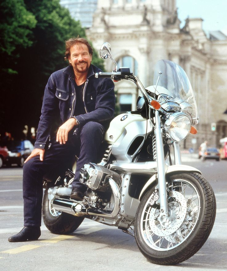 Götz George / BMW