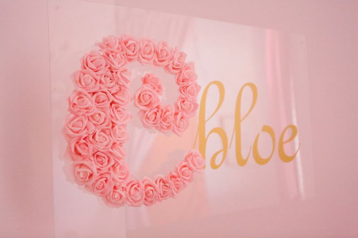 Project Nursery - Chloe Name