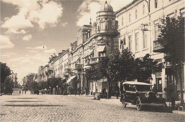 Constanta - Hotel REGAL - interbelica