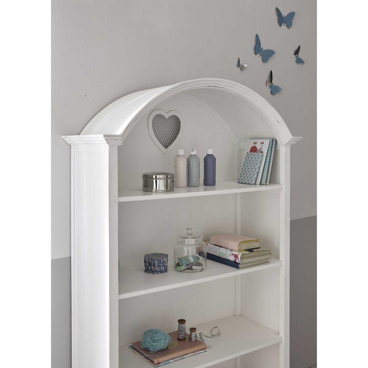 Librería blanca con 1 ... - Valentine