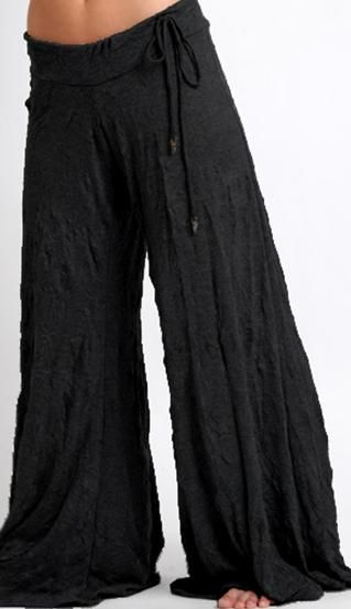 I would never want to take these pants off!! I love comfy pants!!!