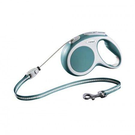 Flexi Vario cord medium turquoise 5 meter - Flexi dog lead Flexi M medium - globaldogshop.com