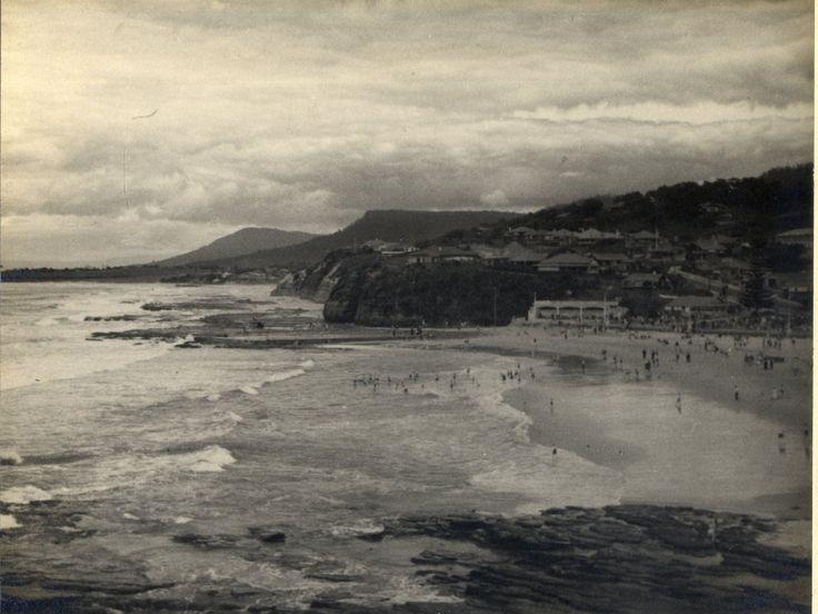 'Beach at Austinmer' - RAHS/Osborne Collection