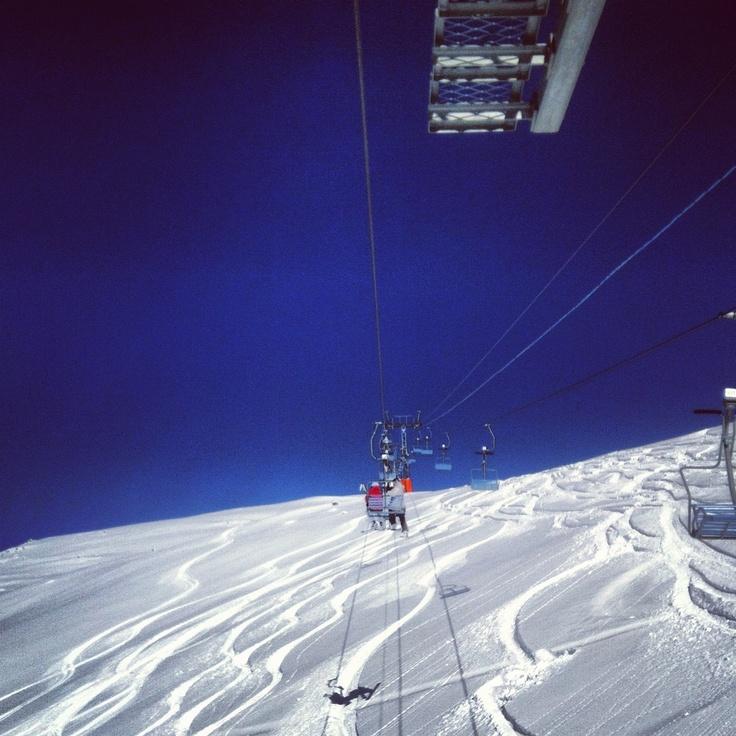 Valle Nevado Chile 2012